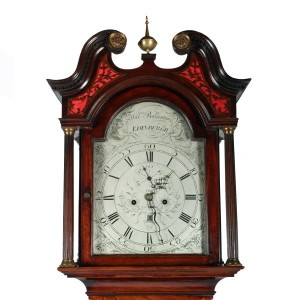 Setting Up An Antique Grandfather Clock