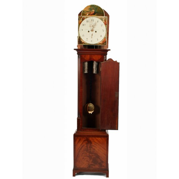 Grandfather Clock Set Up