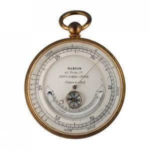 Blog, pocket barometer