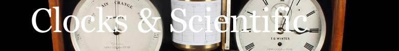 George II Clocks & Scientific