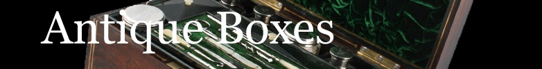 George II Boxes