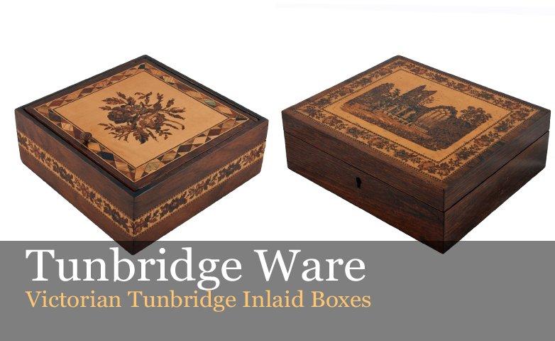 Antique Tunbridge Ware