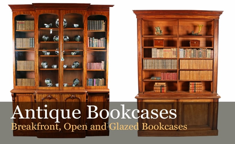 Antique Bookcases