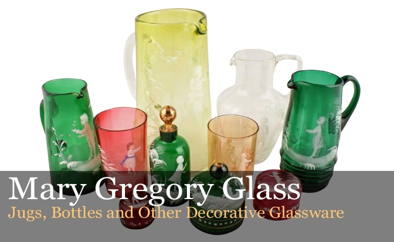 Mary Gregory Glass