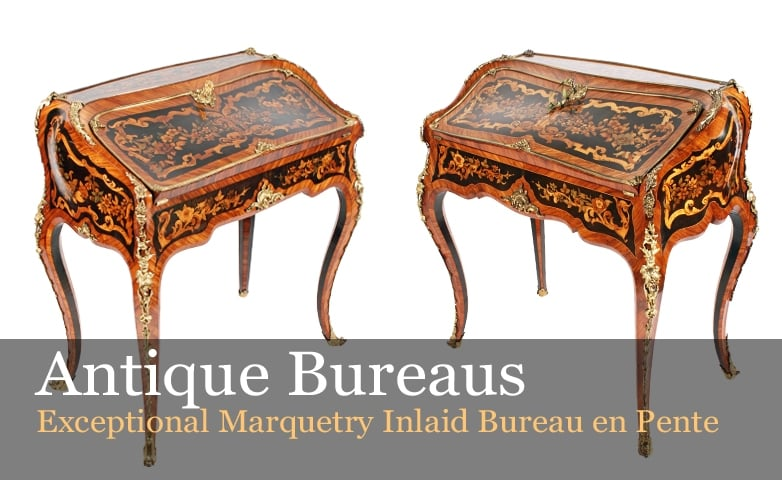 Antique Bureaus