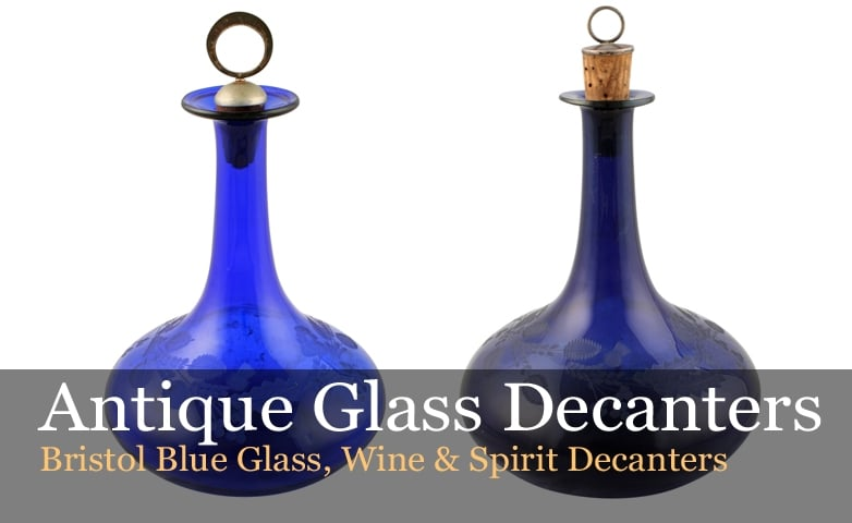 Antique Decanters
