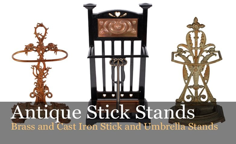 Antique Stick Stands