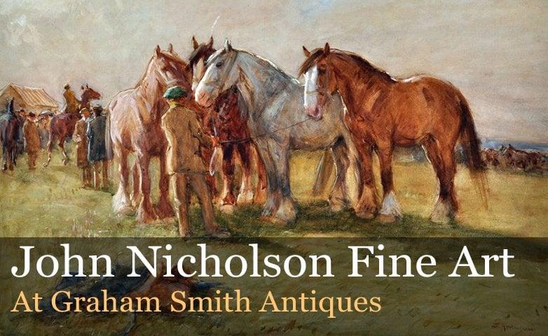 John Nicholson Fine Art