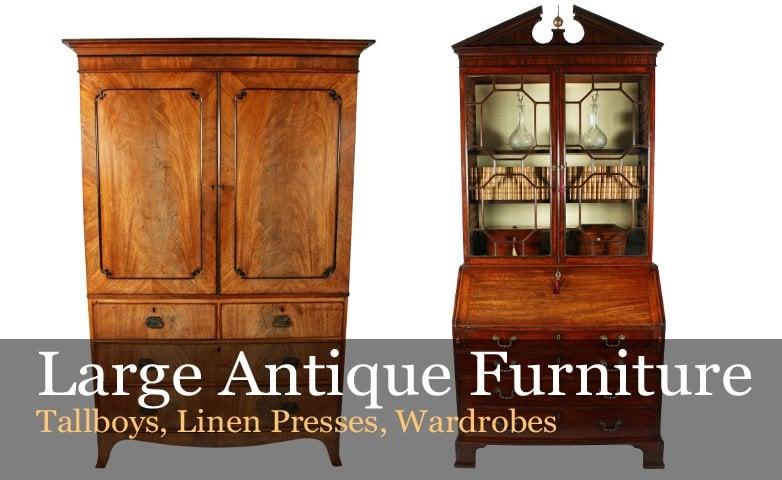 Large Antique Furniture