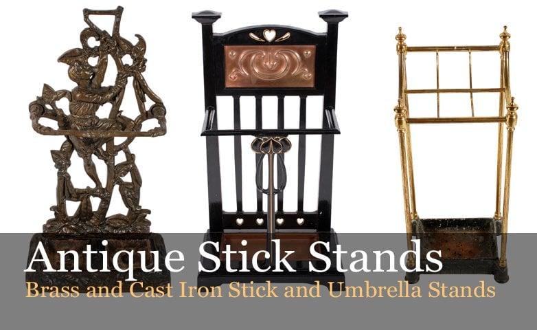 Antique Stick Stands