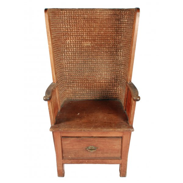 Victorian Pine Orkney Chair · Victorian Pine Orkney Chair ... - Antique Victorian Pine Orkney Chair