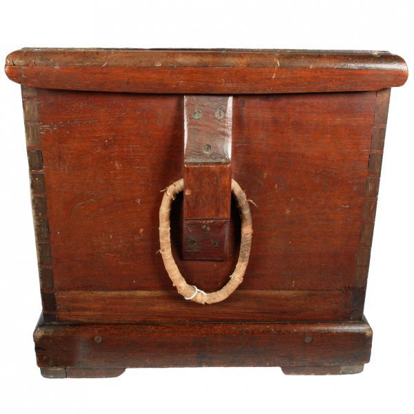 Antique Seaman's Chest