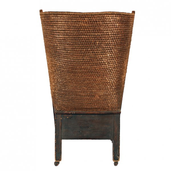 ... Victorian Pine Orkney Chair ...