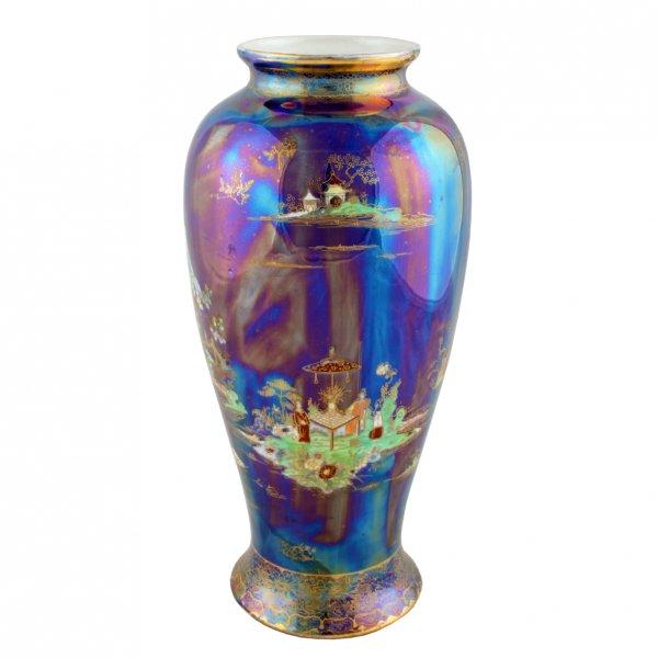 Carlton Ware Pottery Vase Carlton Ware Chinaland Vase