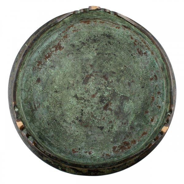 Antique Bronze Stand Chinese Bronze Vase Stand