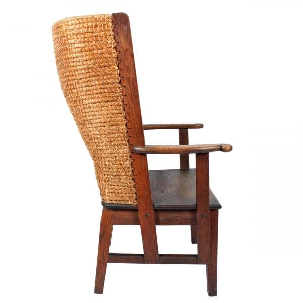 ... Scottish Oak Orkney Chair ...