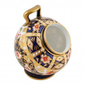 Royal Crown Derby Sugar Scuttle