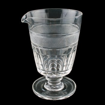 19th Century 'Pouring' Rummer