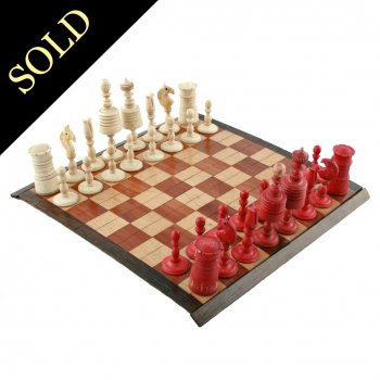 Travel Chess Set & Board