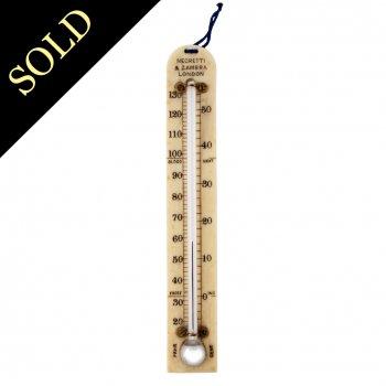 Negretti & Zambra Ivory Thermometer