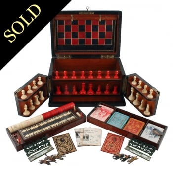 Edwardian Boxed Games Compendium