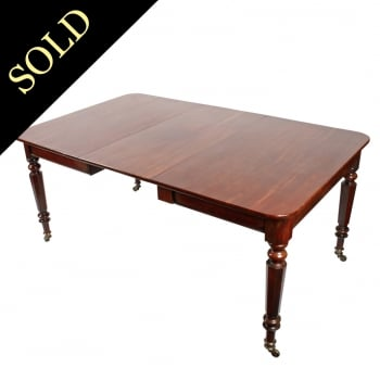 George IV Mahogany Dining Table