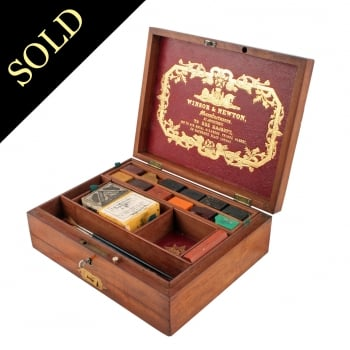 Winsor & Newton Artist's Paint Box