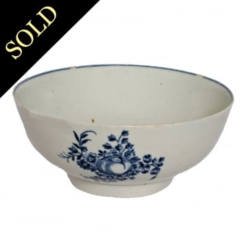 Caughley Fruit Pattern Bowl