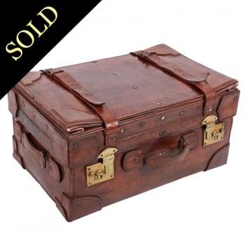 Madras Chrome Company Leather Case