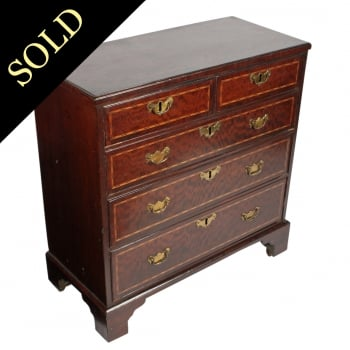 Small 19th Century Chest of Drawers
