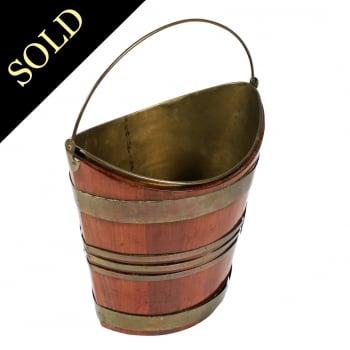 Dutch Peat or Oyster Bucket