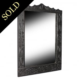 Victorian Carved Frame Mirror