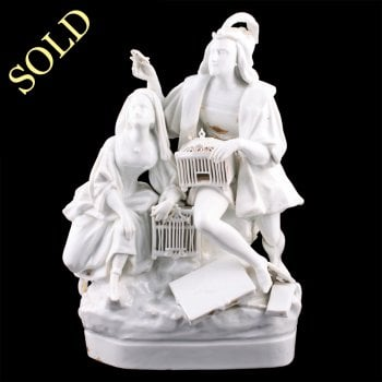 Continental White Porcelain