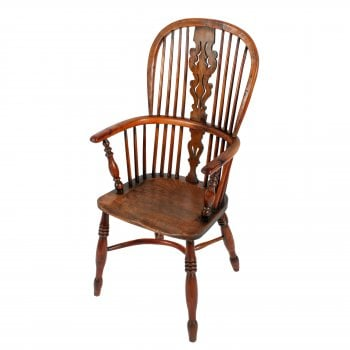 19th Century Windsor Arm Chair