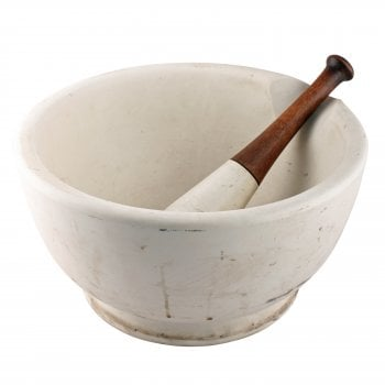 Very Large Mortar & Pestle SOLD
