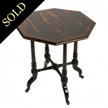 Coromandel Wood Occasional Table