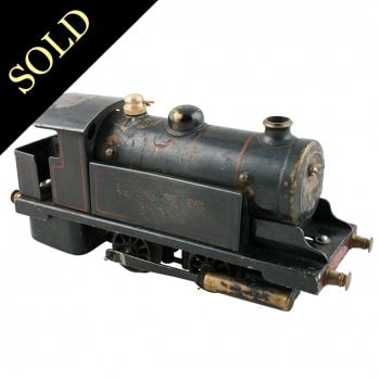 LNER Steam Engine Model