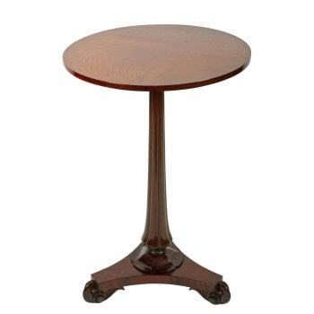 Fine Mid 19th Century Lamp Table