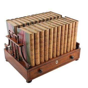 Regency Rosewood Book Stand