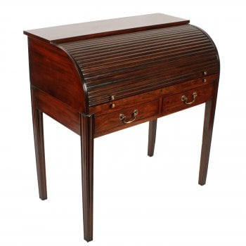 Georgian Cylinder Desk by Gillows