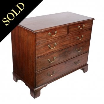 18th Century Georgian Mahogany Chest