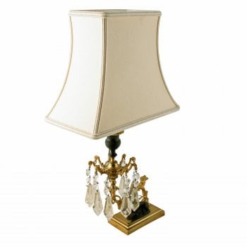 Regency Style Table Lamp SOLD