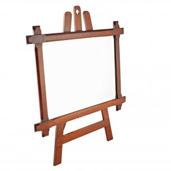 19th Century Easel Style Mirror