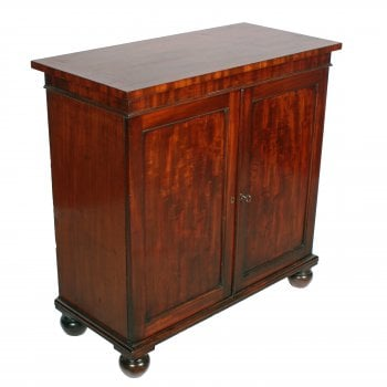 Georgian Gillows Two Door Cabinet