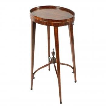 Georgian Mahogany Urn Stand RESERVED