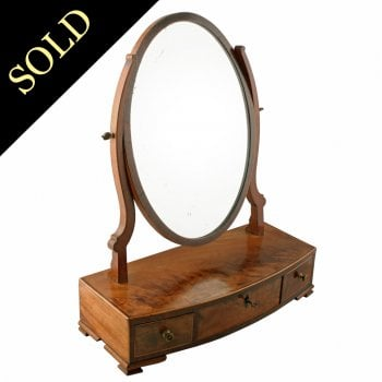 18th Century Georgian Dressing Mirror