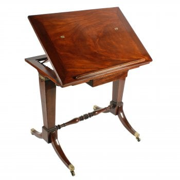Georgian Gillows Stamped Architect's Table RESERVED