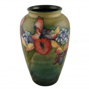 William Moorcroft Pottery Vase