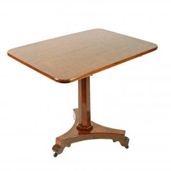 George IV Oak Supper Table