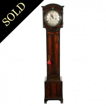 Georgian Style Grandmother Clock